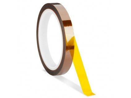 Kaptonová lepící páska 12mm x 33m