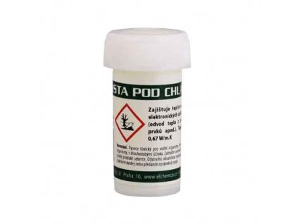 Teplovodivá pasta bílá (25 ml)