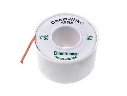 Odsávací knot Chem-Wick Rosin 1,9mm 15m