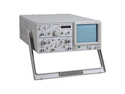 Osciloskop analogový TOS-2020CF