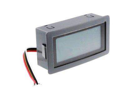 Měřicí přístroj digitální 0-200mV LCD