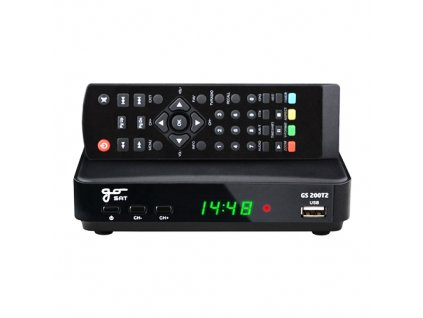 Set top box DVB-T2 HD GoSAT GS200