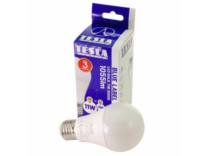 LED žárovka E27 230V 11W 1055lm 3000K bílá teplá