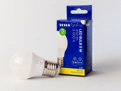 LED žárovka E27 230V 14W 1521lm 4000K bílá denní