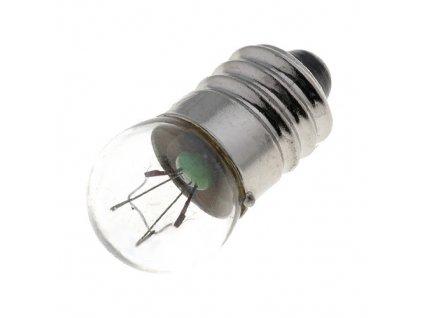 Žárovka E10 24V 100mA
