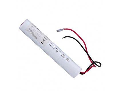 Nouzové svítidlo - Náhradní akumulátor NiCd 3,6V 2,5Ah