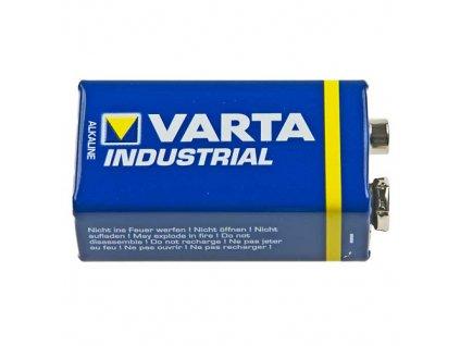 Baterie Varta Industrial 9V (6F22)