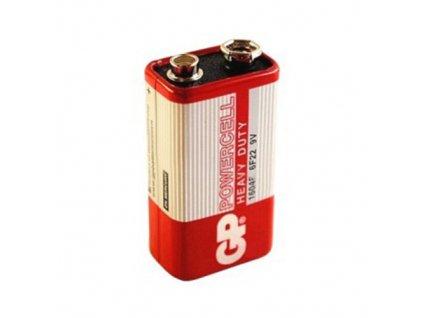 Baterie Powercell 6F22 (9V), fólie
