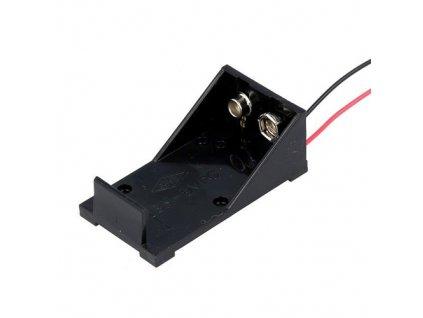 Bateriové pouzdro 1x 6F22 (9V) DR