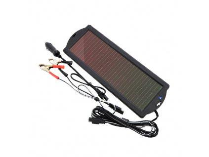 Fotovoltaický panel 1,8W pro udržování AKU