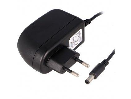 Zdroj spínaný 12VDC 18W 5,5/2,1mm