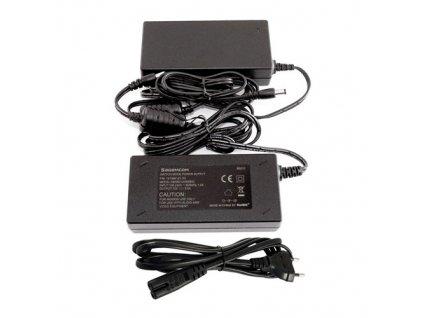 Zdroj spínaný 12VDC 60W 5,5/2,5mm