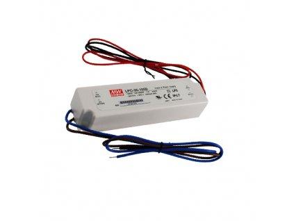 Zdroj spínaný 1,0A 31W LPC IP67 vodiče