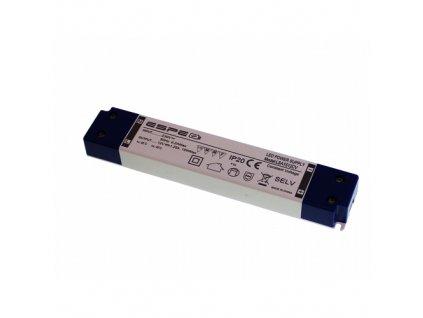 Zdroj spínaný 12VDC 15W LSA IP20 se svorkovnicí