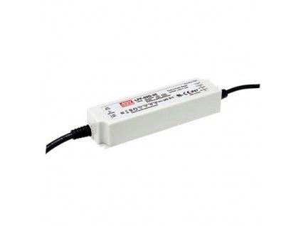 Zdroj spínaný 48VDC 25W LPF IP67 vodiče