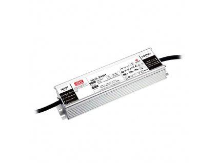 Zdroj spínaný 54VDC 240W HLG IP67 vodiče