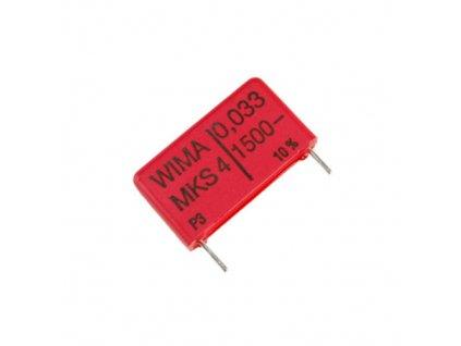 CPE 100nF 630VDC MKS4