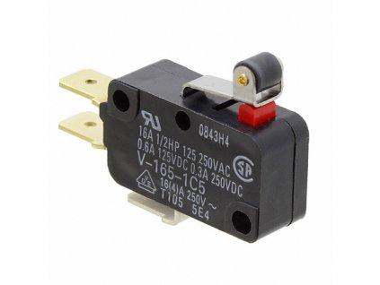 Mikrospínač D3V-165-1A5
