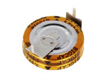 CE 0,47F 5,5V H-type 11,5x6mm BCE