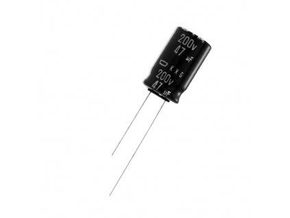 CE 100uF 400V 105°C 18x31,5mm KXG