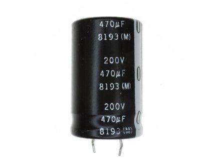 CE 100uF 450V 105°C 22x30mm HP (snap-in)