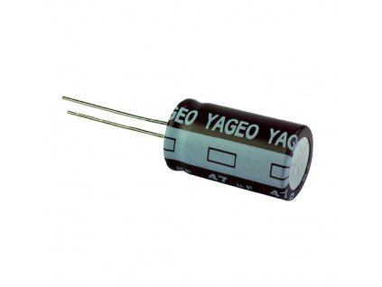 CE 2200uF 25V 105°C 13x25mm SE