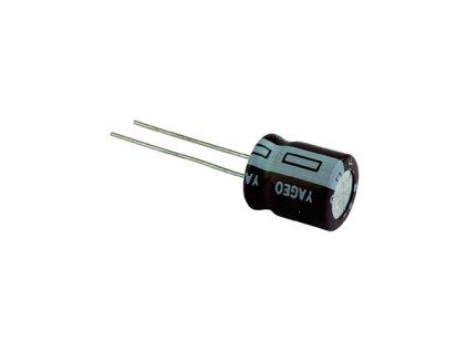CE 220uF 35V 105°C 8x11mm SE