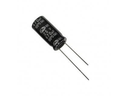 CE 22uF 400V 105°C 12x25mm RD