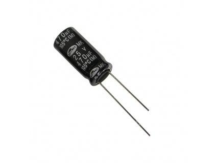 CE 22uF 50V 105°C 5x11mm RD