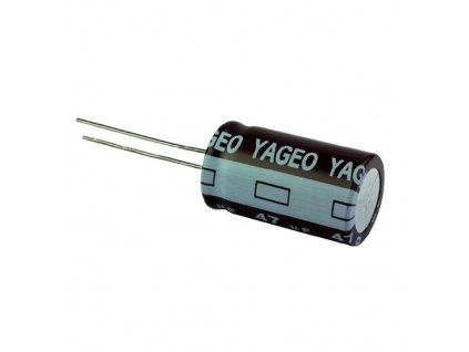 CE 47uF 400V 105°C 16x25mm SE