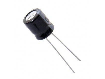 CE 47uF 50V 85°C 10x12,5mm SME