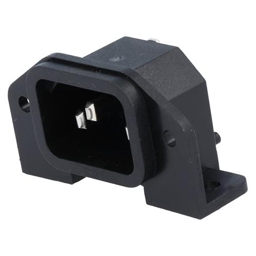 Bulgin Konektor IEC60320 C14 (E) vidlice PX0580