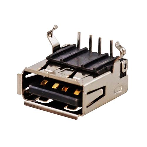 Adam Tech Konektor USB-A zásuvka S-RA