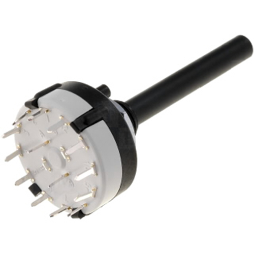 Canal Electronic Přepínač SR26NS1 4 sekce 3 polohy