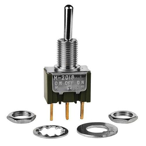 NKK Switches Přepínač páčkový M2013 ON-OFF-ON