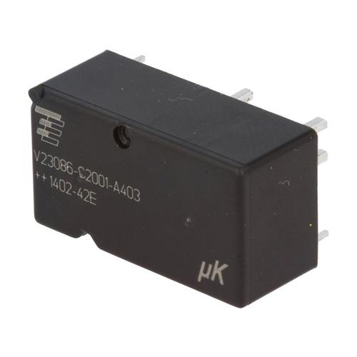 TE Connectivity Relé V23086-C2001-A403