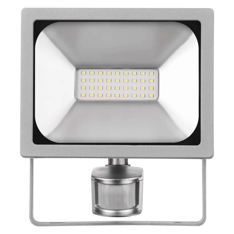 Emos LED reflektor PROFI s PIR, 20W neutrální bílá