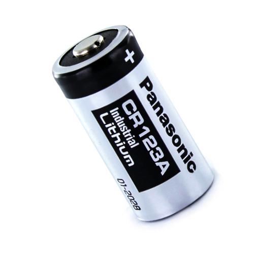 Panasonic Baterie CR123A 3V 1400mAh PAN