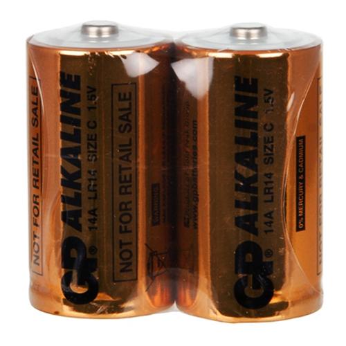 GP Batteries Baterie GP14A S2 (C), fólie (2ks)