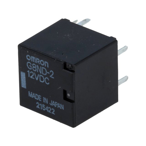 Omron Electronics Relé G8ND-2S DC12