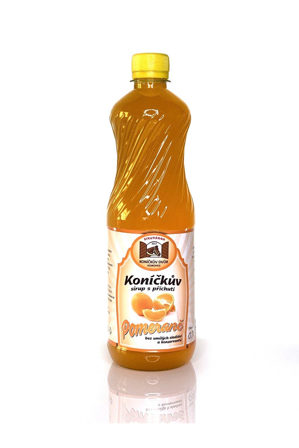 pomeranč 0,7