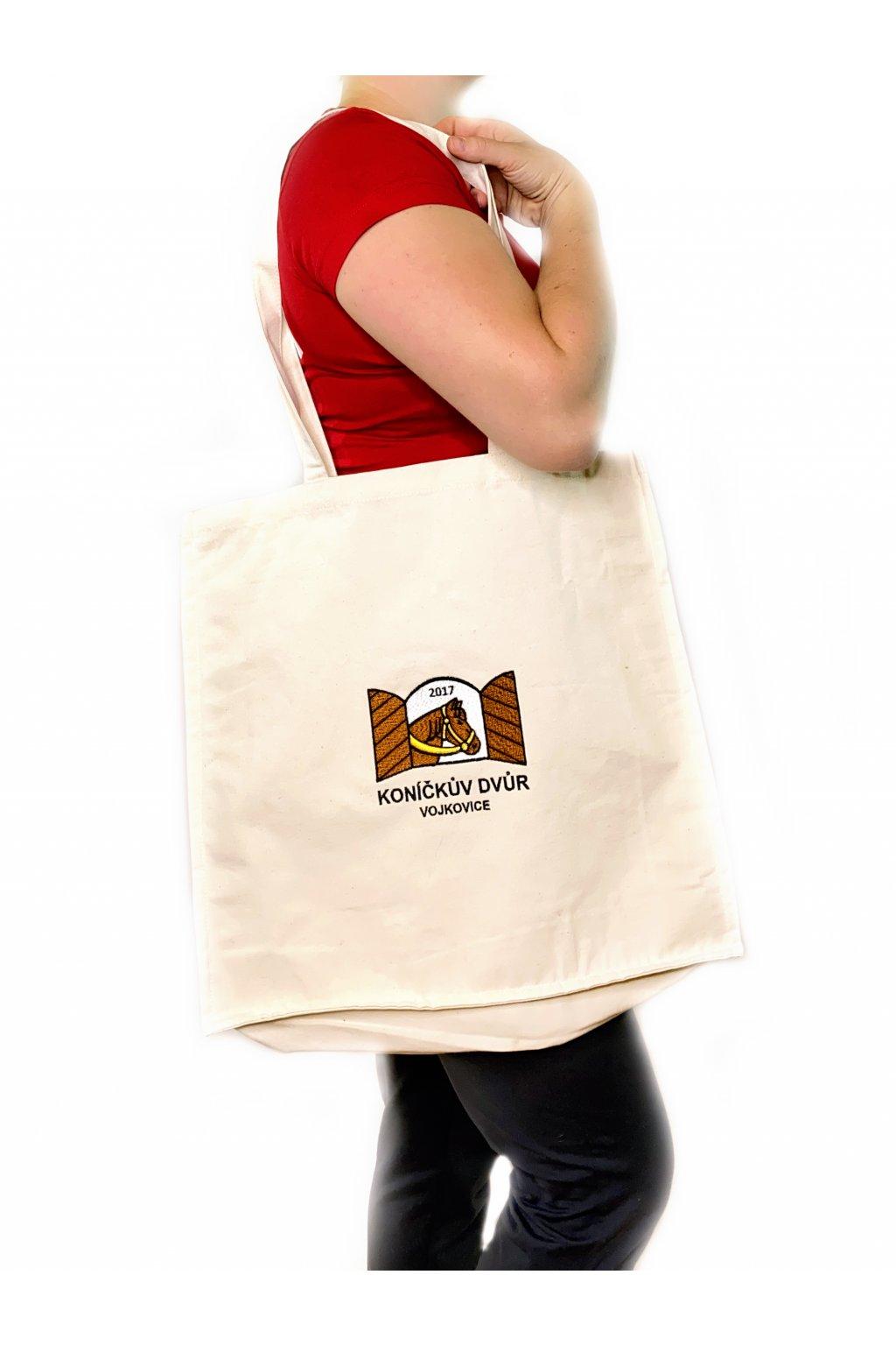 taška plátěná