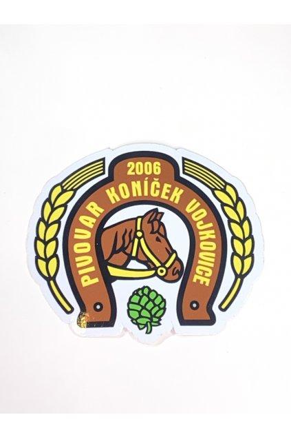 samolepka logo pivovar