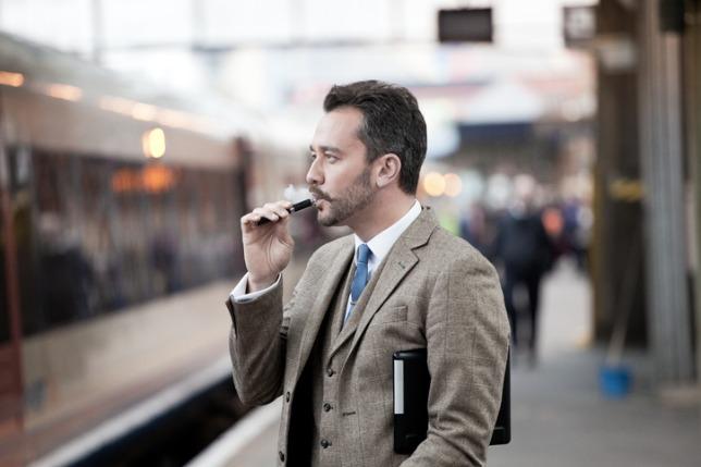 Fajčenie a inhalácia CBD