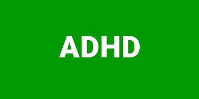 CBD oleje s ADHD