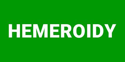Konopná mast na hemoroidy