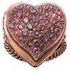 Burlesque - růžová Prsteny - 5450543197265