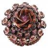 Burlesque - růžová Prsteny - 5450543197289