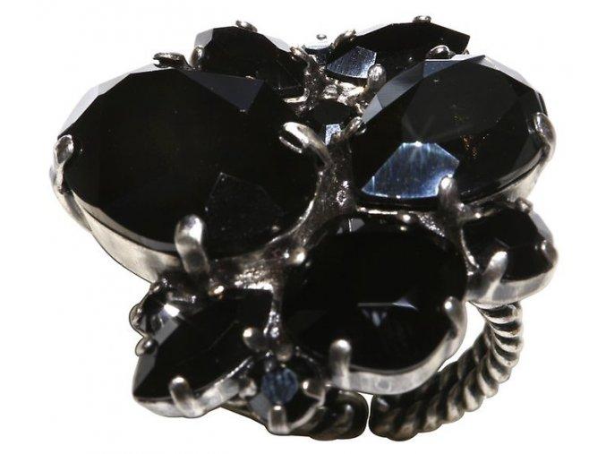 Ballroom - černá/bílá Prsteny - 5450527662369