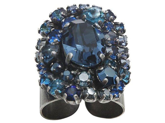 Las Vegas - modrá Prsteny - 5450527755252